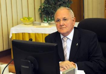 Ďušan Čaplovič, minister školstva, vedy, výskumu a športu SR
