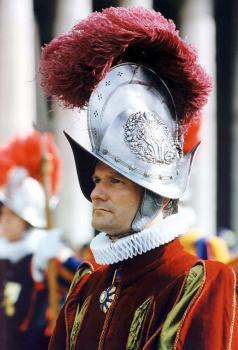 Švajčiarska garda