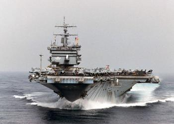 Americká lietadlová loď Enterprise