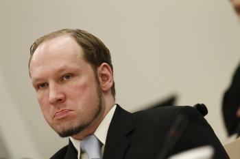 Breivik, Anders Behring