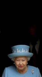 Britská kráľovná v Severnom Írsku