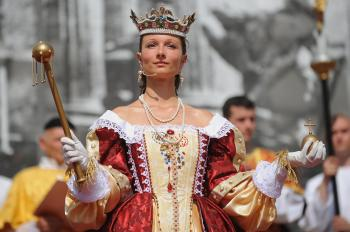 Princezná Eleonóra Gonzagy