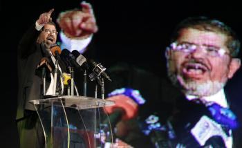 Muhammad Mursí, víťaz prezidentských volieb