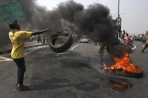 Niger nepokoje - ilustračné foto