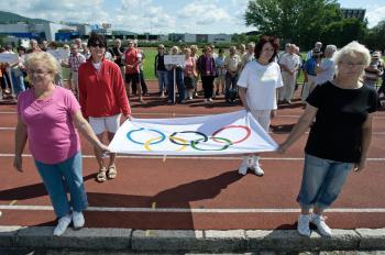 Olympiáda seniorov v Nitre