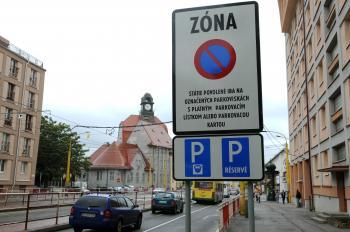 Parkovanie v KE