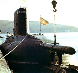 Ponorka Kilo