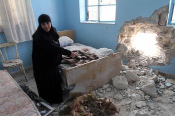 Syria granát