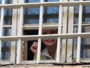 Tymošenková za mrežami