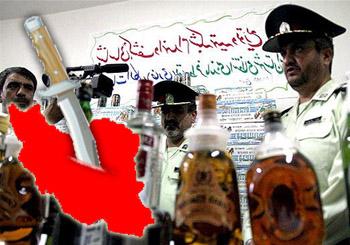 V Iráne je za alkoholizmus trest smrti