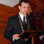 Zoltán Hájos, primátor Dunajskej Stredy