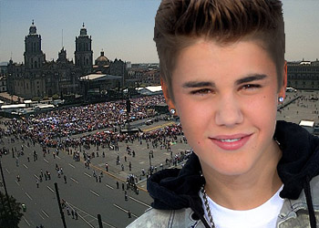 Bieber v Mexiku