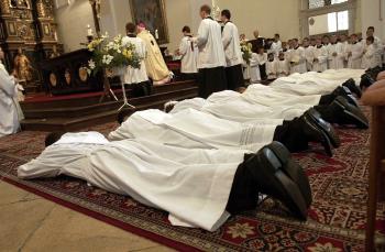 ordinácia novokňazov