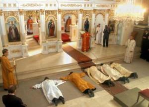 ordinácia gréckokatolíckych novokňazov