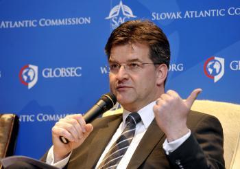 minister zahraničných vecí SR Miroslav Lajčák