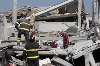 Taliansko po zemetrasení