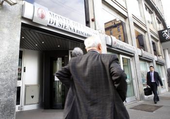 Talianska banka - ilustračné foto