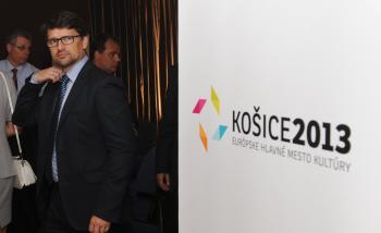 Nezisková organizácia Košice 2013 prezentovala 19. júna 2012 v Košiciach za účasti ministra kultúry SR Mareka Maďariča investičné zámery a slávnostne predstavila program projektu Košice – Európske hlavné mesto kultúry 2013