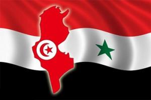 tunisko - syria