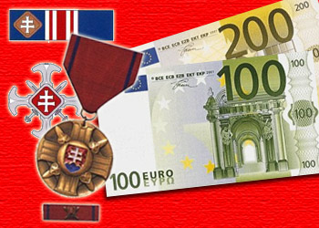vojenské medaily