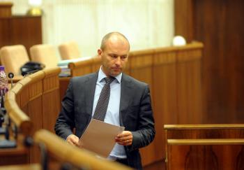 Ľudovít Kaník, poslanec za SDKÚ