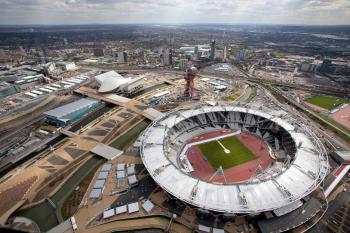 Športoviská pripravené na londýnsku olympiádu