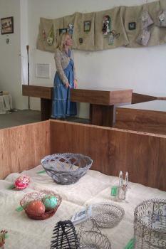 119 artefaktov vytvorených slovenskými remeselníkmi počas podpolianskych slávností ukazujú v Detve