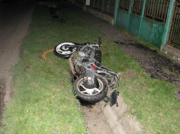 Honda 26-ročného Norberta, ktorý vrazil do auta