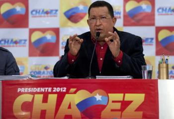 Hugo Chavez ohlasuje svoje vyliečenie z rakoviny už druhýkrát