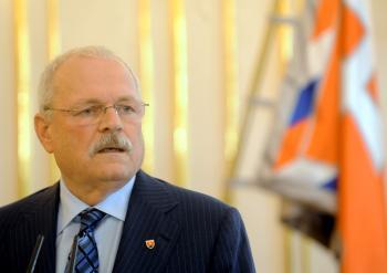 Ivan Gašparovič, prezident Slovenskej republiky