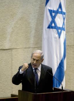 Izraelský premiér Benjamin Netanjahu označil za agresora Irán