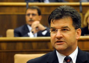 Miroslav Lajčák, minister zahraničných vecí SR