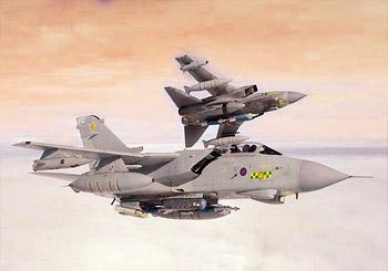 Nie jedna, ale hneď dve stíhačky Tornado spadli Britom pri Škótsku
