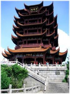 Niekoľkoposchodová palácová architektúra v meste Wuhan zapísaná na zoznamoch UNESCO