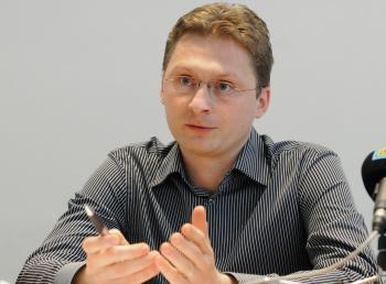 Odborový šéf Peter Visolajský