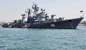 Palebná sila 150-metrového raketového torpédoborca Smetlivij je schopná v priebehu niekoľkých minút zničiť mesto veľkosti Ružomberka