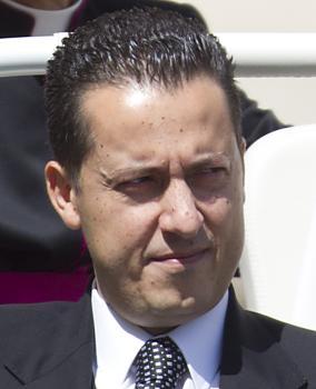Paolo Gabriele, zadržaný komorník Benedikta XVI.