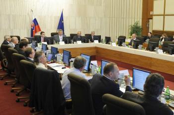 Rokovanie tripartity 30. júla 2012