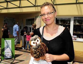 Tisícou návštevníčkou košickej ZOO je Dana Malcherová