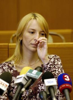 Hedviga Malinová v roku 2006