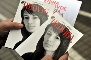 Novinárka denníka Uj Szó už stihla o kauze Hedviga napísať aj knihu