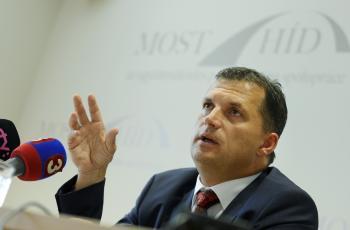Poslanec NR SR  za stranu Most-Híd József Nagy