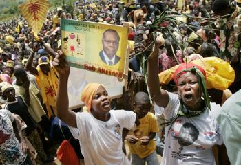 Prívrženkine opozičného kandidáta zvolili formu štrajku, ktorá nenechá mnohých mužov ľahostajných