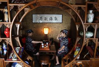 So zvýšením životnej úrovne v Ázii rastie aj konzumácia čaju, jeho ceny preto prudko rastú