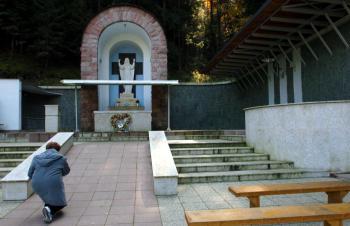 Staré Hory sú najznámejším pútnickým miestom v banskobystrickej diecéze