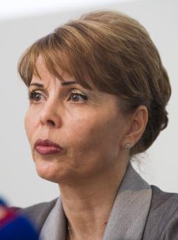 Sudkyňa Krajského súdu Bratislava Katarína Javorčíková