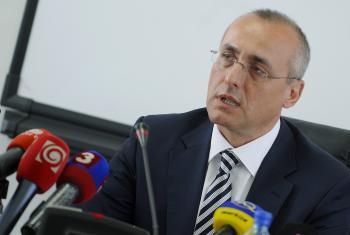 Tomáš Borec, minister spravodlivosti, ešte váha, ako reagovať na exekúciu účtov štátu