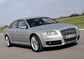 Audi A8 - ilustračné foto