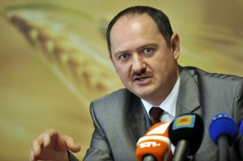 Bývalý minister pôdohospodárstva Zsolt Simon