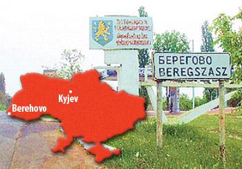 Berehovo je malebné mestečko ležiace blízko Maďarska, menej ako 100 km od hraníc Slovenska